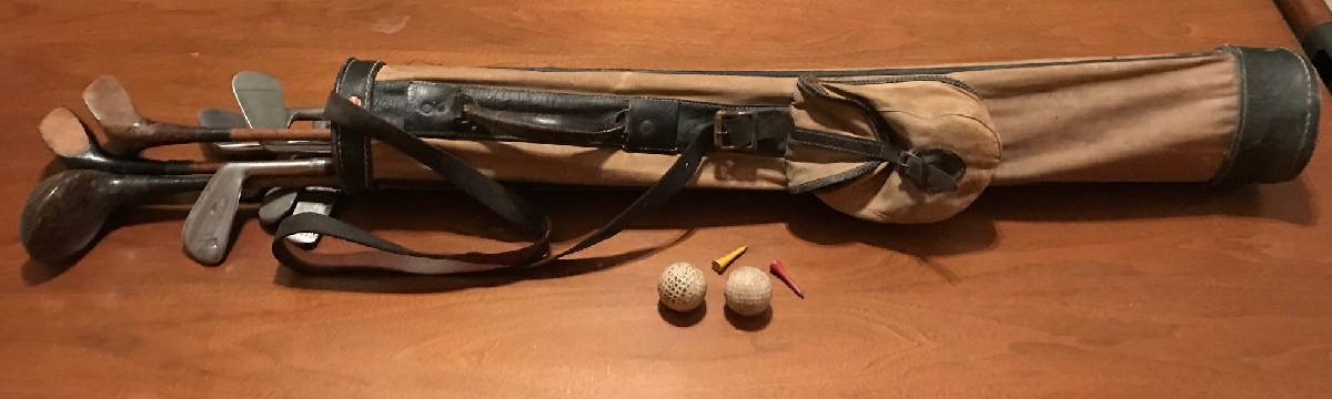 Wood Golf Clubs For Sale